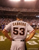 sf giants, san francisco giants, photo, 2012, all star game, july 10, melky cabrera