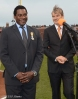 sf giants, san franciso giants, photo, 2012, knighting ceremony, netherlands, bambam meulens, hensley meulens,