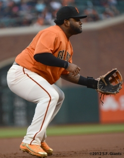 sf giants, san francisco giants, photo, fans, pablo sandoval