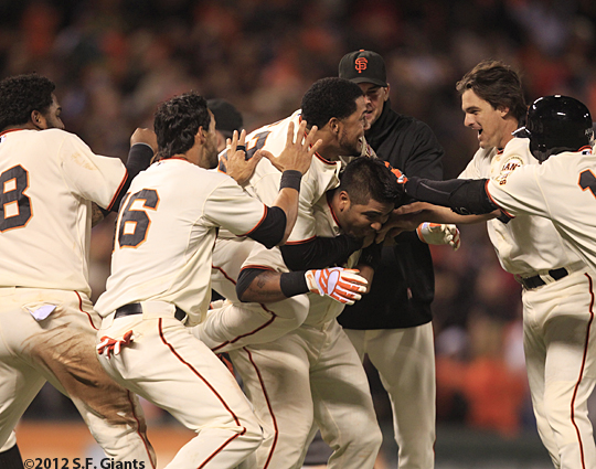 sf giants, san francisco giants, photo, 2012, team