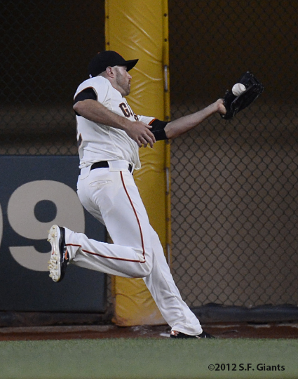 sf giants, san francisco giants, photo, 2012, nate schierholtz