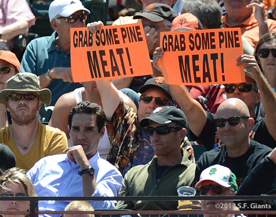 Grab Some Pine Meat!