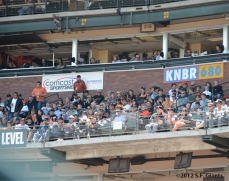 sf giants, san francisco giants, photo, 2012, mike krukow, alma lynch, duane kuiper, mark sweeney, mark grant, jon miller, dave flemming, dick enberg