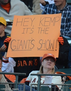 sf giants, san francisco giants, 2012, photo, FANS