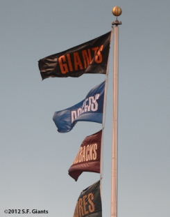 sf giants, san francisco giants, 2012, photo, AT&T PARK