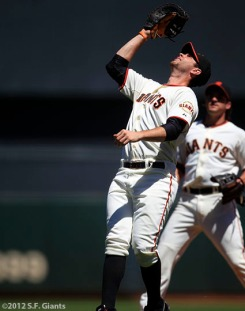 San Francisco Giants, S.F. Giants, photo, 2012