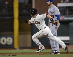 sf giants, san francisco giants, 2011, photo, marco scutaro