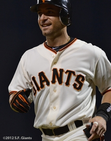 sf giants, san francisco giants, photo, 2012, marco scutaro
