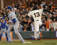 sf giants, san francisco giants, photo, 2012, joaquin arias