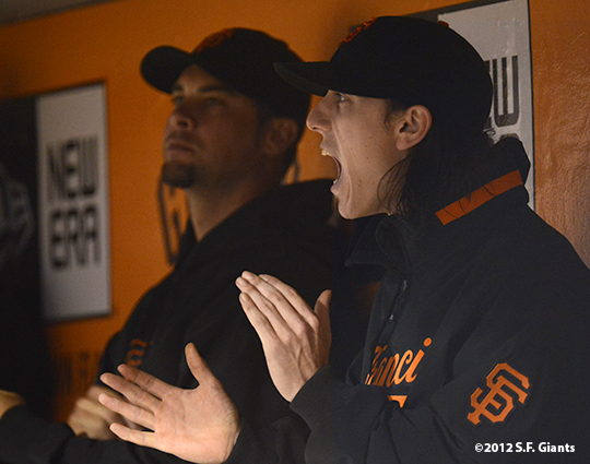 sf giants, san francisco giants, 2012, photo, tim lincecum