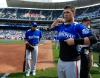all star game, 2012, july 10, sf giants, san francisco giants, photo, melky cabrera, buster posey