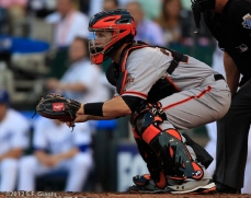 all star game, 2012, july 10, sf giants, san francisco giants, photo, buster posey