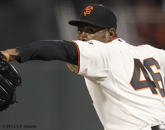 sf giants, san francisco giants, photo, 2012, santiago casilla