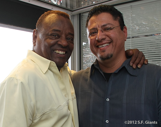 sf giants, san francisco giants, photo, 2012, tito fuentes, erwin higueros