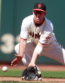 sf giants, san francisco giants, photo, 2012, conor gillaspie