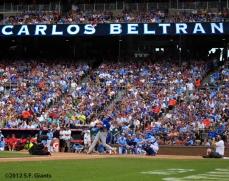 sf giants, san francisco giants, photo, 2012, all star game, july 9, home run derby, carlos beltran