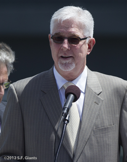 sf giants, san francisco giants, photo, 2012, mike krukow