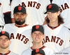 sf giants, san francisco giants, photo, 2012, sergio romo, tim lincecum, buster posey