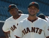 sf giants, san francisco giants, photo, 2012, gregor blanco, francisco perguero