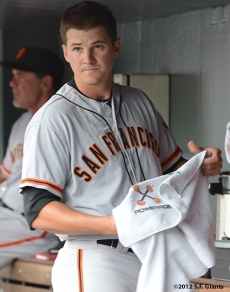 sf giants, san francisco giants, photo, 2012, brett pill