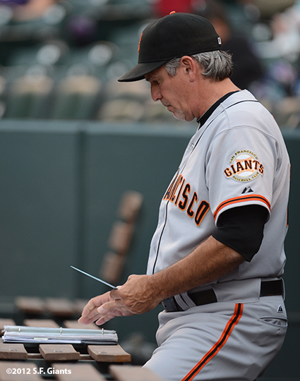 sf giants, san francisco giants, photo, 2012, ron wotus