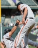 sf giants, san francisco giants, photo, 2012, tim flannery, melky cabrera