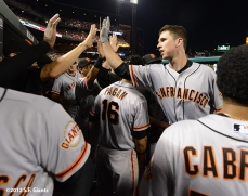 sf giants, san francisco giants, photo, 2012, buster posey, team