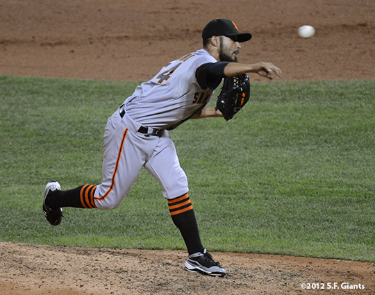 sf giants, san francisco giants, photo, 2012, sergio romo