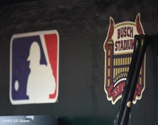 sf giants, san francisco giants, photo, 2012, Busch Stadium