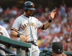sf giants, san francisco gaints, photo, 2012, angel pagan