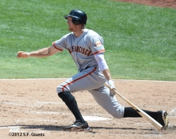 sf giants, san francisco giants, photo, 2012, hutner pence