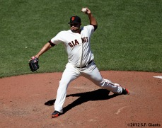 San Francisco Giants, S.F. Giants, photo, 2012, Jose Mijares