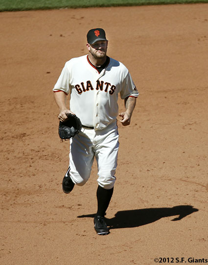San Francisco Giants, S.F. Giants, photo, 2012, Brad Penny