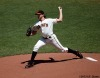 San Francisco Giants, S.F. Giants, photo, 2012, Barry Zito