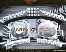sf giants, san francisco giants, photo, 2012,