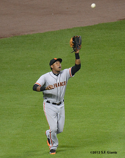 sf giants, san francisco giants, photo, 2012, francisco peguero