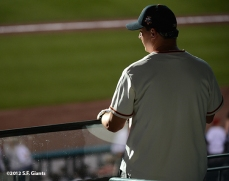 sf giants, san francisco giants, photo, 2012, fan