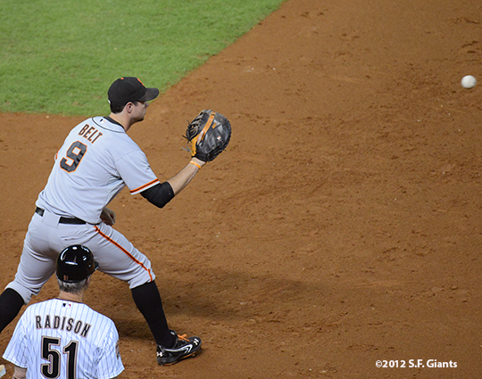 sf giants, san francisco giants, photo, 2012, brandon blet