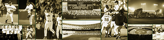 sf giants, san francisco giants, photo, 2012, timeline, view level, 1997