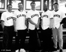 sf giants, san francisco giants, photo, 2012, timeline, view level, mark lewis, 1997, jeff kent, bill mueller, jt snow, jose vizcaino