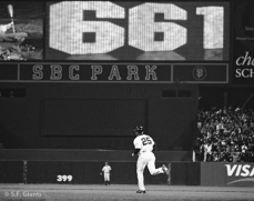 sf giants, san francisco giants, 2012, photo, view level timeline, barry bonds, 661