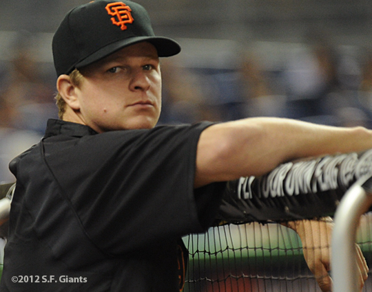 sf giants, san francisco giants, photo, 2012, matt cain