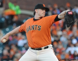sf giants, san francisco giants, photo, 2012, eric hacker