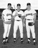 sf giants, san francisco giants, photo, 2012, view level, will clark, robby thompson, matt williams