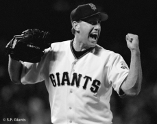 sf giants, san francisco giants, 2012, photo, view level timeline, 2002 World series, kirk rueter