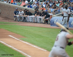 sf giants, san francisco giants, photo, 2012, bullpen
