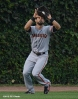 sf giants, san francisco giants, photo, 2012, wrigley field, angel pagan