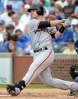 sf giants, san francisco giants, photo, 2012, wrigley field, buster posey