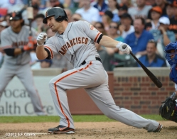 sf giants, san francisco giants, photo, 2012, xavier nady