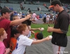 sf giants, san francisco giants, photo, 2012, fans, brandon belt